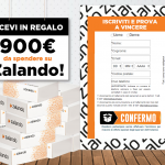 vinci buono zalando da 900€