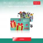 Vinci buono spesa COOP da 500€