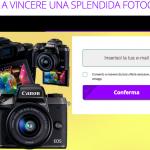 concorso vinci fotocamera nikon