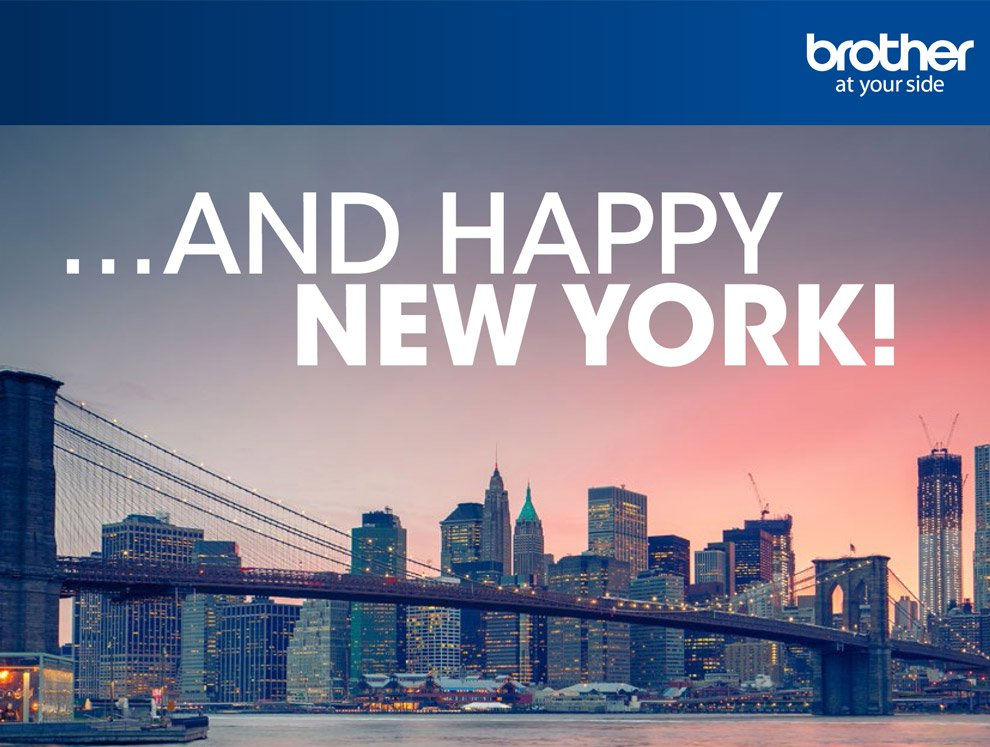 Concorso a Premi Brother And Happy New York
