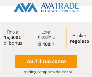 Offerte trading forex avatrade
