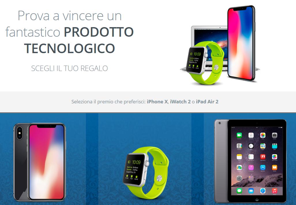 Vinci Prodotti Apple