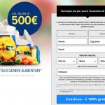 vinci buono lidl da 500€