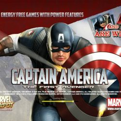 Slot Machine Captain America Marvel