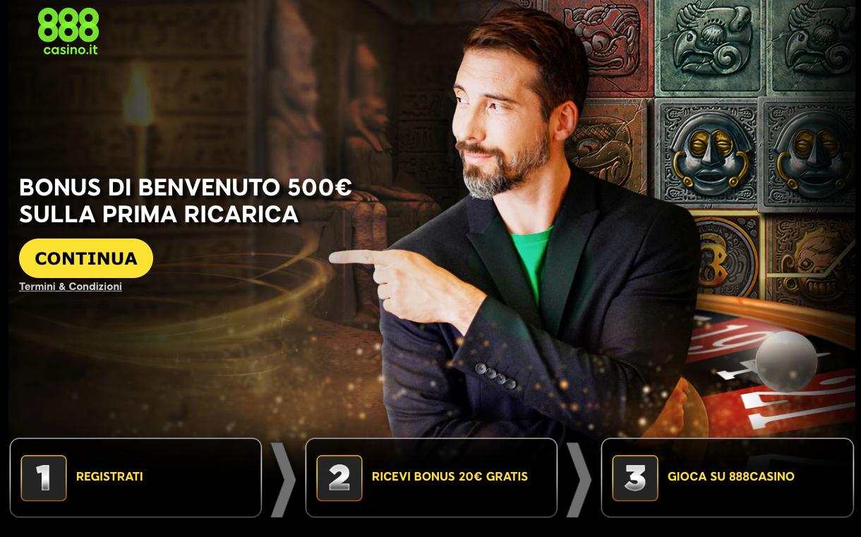888 casino vincereonline