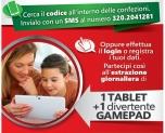 Concorso a Premi Bel Paese Regala Galaxy Tab4 e un Game Pad