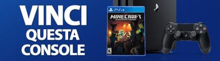 Nuovo Concorso vinci una Playstation