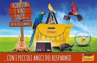 Concorso a Premi Purina Piccoli Animali e Finiper