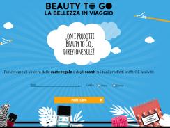 Concorso a Premi Sephora BEAUTY TO GO: La Bellezza in Viaggio