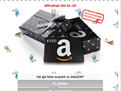 Vinci Coupon Amazon da 1000€ – Concorso a Premi Amazon