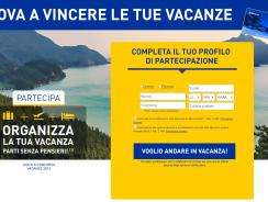 Concorso a Premi Click e Win con Vinci Viaggio eDreams