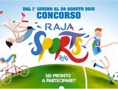 Concorso a Premi Raja Sports 2016