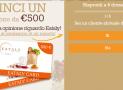 Rispondi al Sondaggio su Eataly e Vinci Buono da 500€