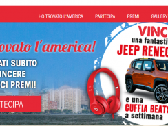Concorso a Premi AIA Vinci una Fantastica Jeep Renegade