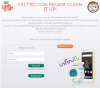 Concorso a Premi Fai Tris con Regina Clean It Up