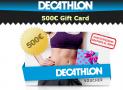 Concorso a Premi Vinci 500€ in Buoni Sconto Decathlon