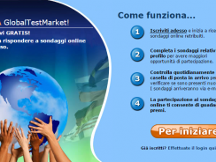 Vinci con i Sondaggi Global Test Market