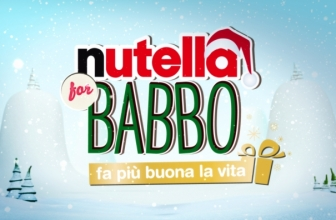 Concorso a Premi Nutella® For Babbo 2014