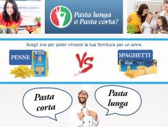 Concorso a Premi De Cecco Vinci una Fornitura di Pasta per un Anno
