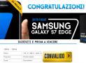 Prova a Vincere Samsung Galaxy S7 edge