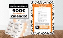 Vinci un Buono Zalando da 500€
