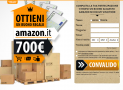 Vinci Coupon Amazon da 700€ – Concorso a Premi Amazon