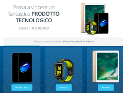 Concorso Vinci i Prodotti Apple – iMac, iPad o iPhone