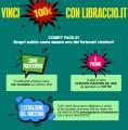 Vinci 100€ Con Libraccio.it Acquista i Libri Scolastici e Partecipa!