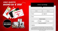 Concorso Vinci un Buono Media World da 500€