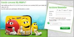 Concorso a Premi My M&M's Gioco Custodia Tablet