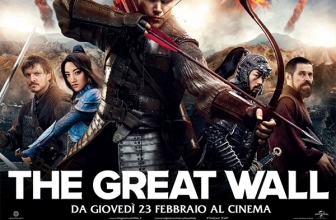 Concorso a Premi Vinci con Uci Cinemas The Great Wall