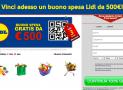 Vinci Spesa Lidl – Concorso Gratis per Vincere 500€ di Spesa