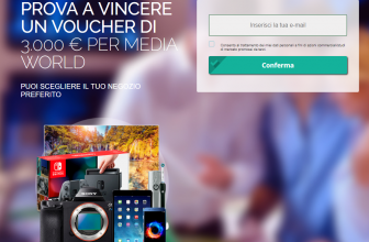 Concorso Vinci un Buono Media World