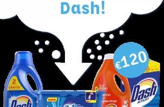 Concorso Vinci Detersivi  Dash