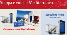 Concorso a Premi Stappa e Vinci il Mediterraneo