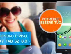 Concorso a Premi Vinci Samsung Galaxy Tab S2 8.0 Scade Tra Pochi Giorni!
