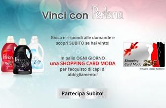 Concorso a Premi Vinci con Perlana