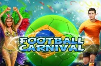 Slot Machine Football Carnival di Playtech