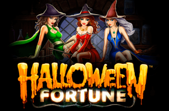 Slot Machine Halloween Fortune