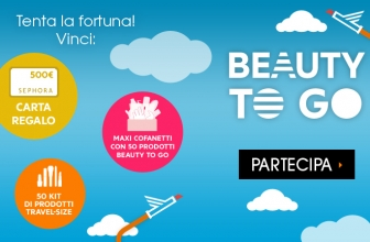 Vinci 500€ in Buoni Acquisto Sephora