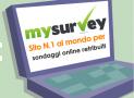 Vinci fino a 3000$ con My Survey Sondaggi Online