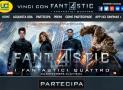Concorso a Premi Uci Cinemas Vinci con Fantastic 4