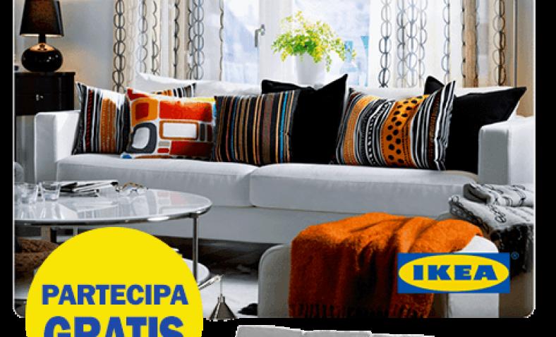 Concorso Vinci Buono Ikea da 500€