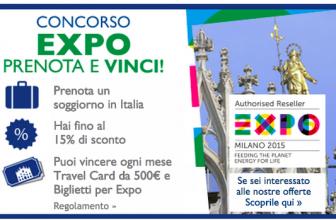 Prenota e Vinci Expò Milano con Bestwestern