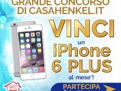 Grande Concorso Casa Henkel Vinci Iphone6 Plus