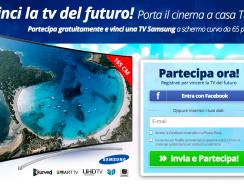 Concorso a Premi Casa Henkel Vinci Tv Sony Smart 4K