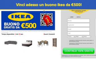 Concorso Vinci Ikea – Concorso per Vincere 500€ Gratis