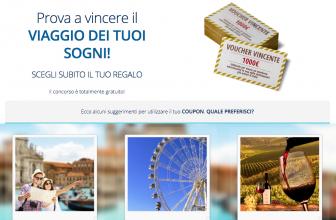 Vinci un Buono da 3000€ per l'Acquisto di un Viaggio!